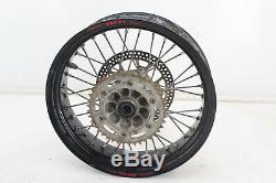 08-18 Suzuki Drz400sm 17 17 Inch Takasago Excel Supermoto Front Rear Wheel Rim
