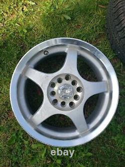 15 Inch Rims Set MB Wheels Five X