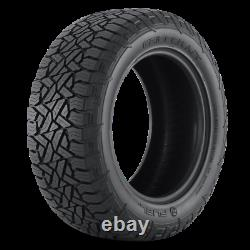 17x9 Fuel D531 Hostage 32 Fuel AT Wheel Tire Package Set 5x5.5 Dodge Ram 1500