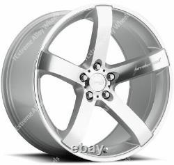 18 Sm Blade Alloy Wheels Fits Volkswagen T5 T6 T28 T30 9.5