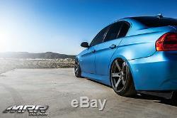 19x8.5 /19x9.5 5x120 MRR VP5 Silver 19 Concave Wheels Rims Set Fits BMW E46 M3