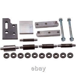 1PC Small Wheel Holder Set for 2x72 Belt Grinder Quality Parts
