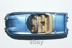 1 / 43 LAMBORGHINI 350 GT CONVERTIBLE 1964 SET 1 SMALL WHEELS - please read