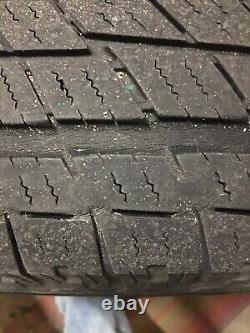 2004 Toyota Tundra OEM Wheels With Tires (Set Of 4)