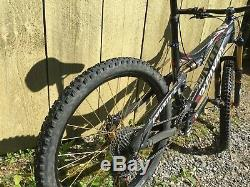 2012 Pivot Mach 5.7 Carbon SMALL with Industry Nine wheel set