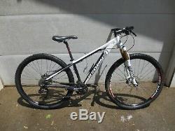 2012 Redline D680 29 XC Mountain bike 15 size small Stan's Wheelset