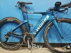 2019 Specialized Shiv Small S-Works DI2 Dura-Ace custom build