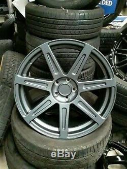 20 Centerline SM1 670 REV 7 20x9 & 20x10.5 5X4.50 74.10 +45 Set of 4 Wheels Rim