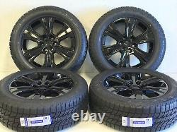 20 Ford F150 Expedition Set 4 04-19 Black Factory Oem Wheels Rims Tires Offr