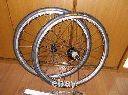 20 Inches 451 Wheel Set With Tires For Small-Diameter Vehicles Such As Gios