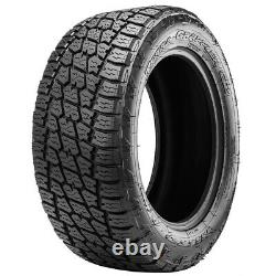 4PLAY Wheels 4PS50 20x9 & 275/60R20 Terra Grappler SET for RAM Chevy GMC Ford