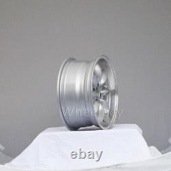 4 ROTA WHEEL RB 15X7 4x108 30 RS SMALL CAPS LAST SET