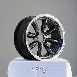 4 Rota Rb R Wheels 16x8 4x114.3 +04 Rhb Small Caps 16.4 Lbs Last Set