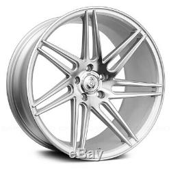 AXE EX31 Wheels 20x9 (35, 5x114.3, 73) Silver Rims Set of 4