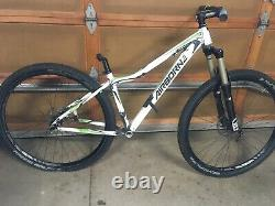 Airborne GOBLIN 29er Hardtail Size Small W Fork And Wheelset Project Bike