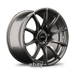 Apex Alloy Wheel Sm-10 18 X 11.0 Et60 Anthracite 5x130mm 71.6mm