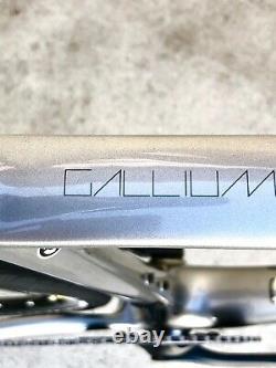 Argon 18 Gallium Road Bike 2020 Small SRAM Rival X11 Mavic Ksyrium Wheelset MINT