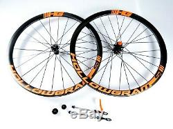 CANNONDALE HollowGram SI Full Carbon Road Disc Wheels Wheelset! NEW