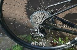 CANYON INFLITE AL SLX Small S Cyclocross Bike w Carbon Wheelset cx XG-1199 10-42