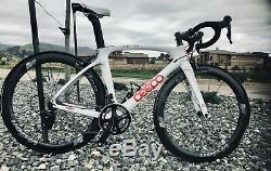 CEEPO Mamba R Carbon Road Bike Small Carbon Vision Wheelset & Groupset