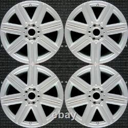 Chrysler Crossfire Painted 18 OEM Wheel Set 2004 to 2008