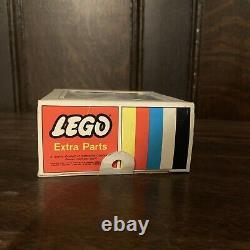 Extremly Rare Lego Set Samsonite 8 Small Wheels No. 058 Brand New Sealed
