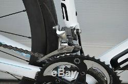 FOCUS IZALCO MAX DISC Frameset 52cm Small S Road Bike Carbon TUBELESS Wheelset