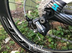 Felt IA3 / Shimano Dura Ace / 51cm / Zipp Firecrest 808 Wheelset TT / Triathlon
