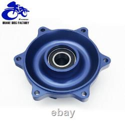 For Suzuki DRZ 400 SM 17 Supermoto Wheel Rotors Set Cush Drive DRZ400SM 2005-20