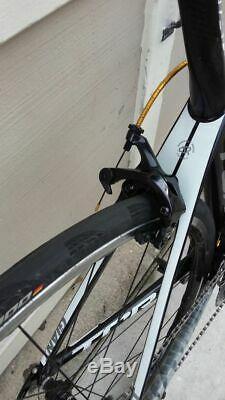 Giant TCR Advanced SL ISP FULL Dura Ace 9100 9000 C24 Wheelset + Pedals Enve Bar