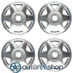 Honda Accord 1992 1993 15 OEM Wheel Rim Set