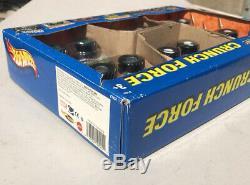 Hot Wheels Monster Jam Crunch Force 6-Pack (Early Small Hub) Gift Set c. 2003