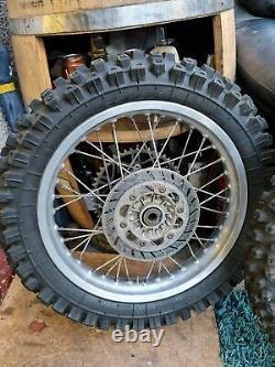 Husqvarna 610 Sm 2000 Wheels, Wheel Set, Front & Rear