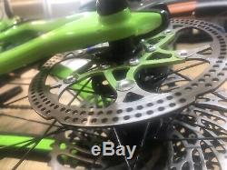 JET 9 RDO EAGLE CARBON FULL SUSPENSION. Carbon Wheelset! Small! 27.5 or 29 NINER