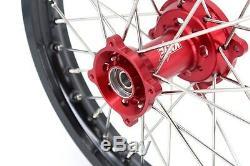 KKE 19/16 Kids Big Wheel Set Fit HONDA CRF150R 2007-17 2018 RIMS SMALL DIRT BIKE