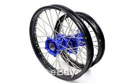 Kke 17/14 Kid's Small Wheels Set Fits Ktm85 Sx 85 2003-2019 Husqvarna Tc 85 2014