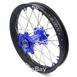Kke 21/18 Enduro Wheels Set Fit Suzuki Drz400 Drz400sm 05-19 Drz400e 07 Drz400