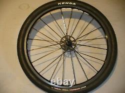 Mavic Crossmax 26 Rim Brake Kenda Small Block 8 8/9/10/11 Speed Nice