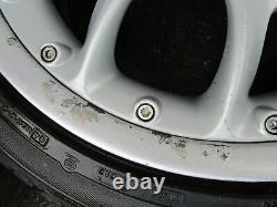 Mini Cooper 2007-2014 Alloy Wheels Set of 4 205 45 17 inch Split rim