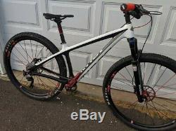 Niner Air 9 Carbon 29, Industry 9 Wheelset, XTR, Small