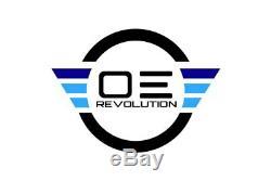 OE Revolution Wheels 22x9 (31, 6x139.7, 78.1) Silver Rims Set of 4
