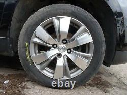 Peugeot 2008 MK1 2013 2019 16 Alloy Wheel & Tyre Full Set 205 55 R16