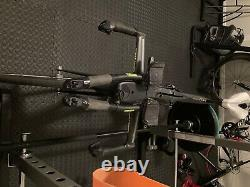 Power meter, minimal scratches, carbon wheel set, di2, minimal use