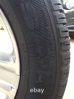 Ram 1500 wheels and tires BRAND NEW Set of 4