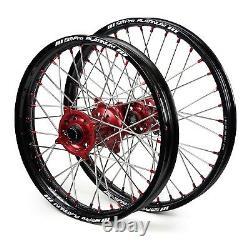 SM PRO Enduro wheel set for HONDA bike CRF 250L (year 2012) new