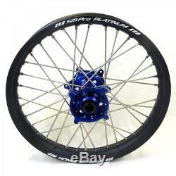 SM PRO Motocross wheel set for HUSABERG bike TE and FE brand new
