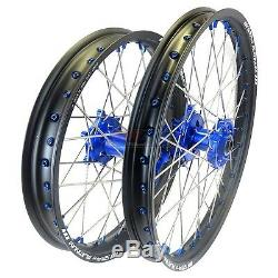 SM PRO Motocross wheel set for KTM bike SX and SX-F and EXC-F brand new