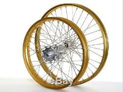 SM PRO SPEEDWAY Grasstrack wheel set Brand New