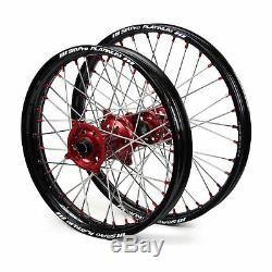 SM Pro Platinum Motocross Wheels Honda CR85 / CRF150 small wheel