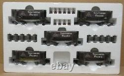S-Helper Service 00742 SP 5 Ore Car Set MIB S-Gauge (HI-RAIL WHEELS)